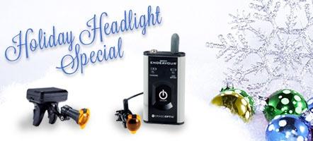 Holiday Headlight Sale